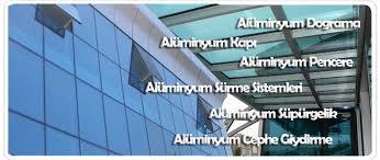 MEDSA YAPI Alüminyum Doğrama