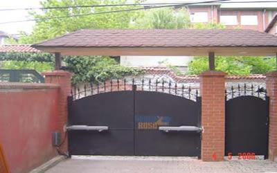 Bahçe Kapı Sistemleri