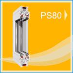 PS80 PVC Pencere ve Kapı Sistemleri